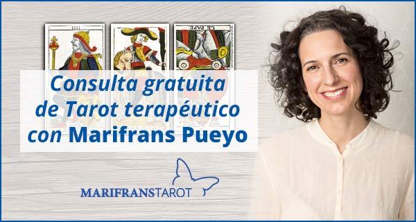 Consulta tarot terapéutico con Marifrans 14 de junio 2019